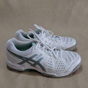 Asics Gel Dedicate 4 Women Running Shoe Size 7.5